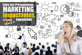 Présentations PowerPoint Marketing mémorables